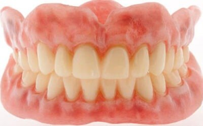 Everything you need to know about false teeth